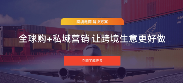 """进博会跨境电商""""红利"""",企业如何把握?(附跨境电商解决方案)"""
