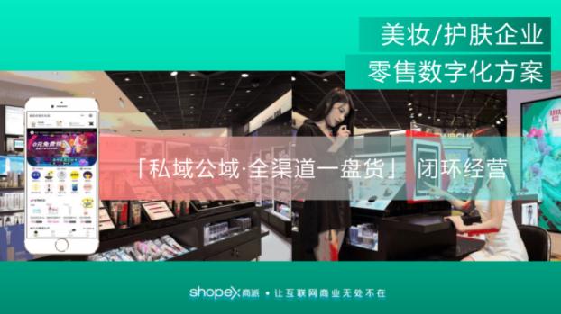 「全渠道零售」美妆护肤企业零售数字化解决方案93页